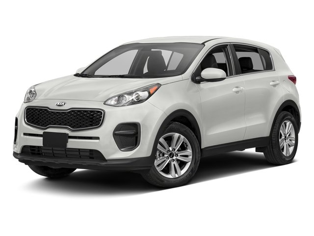 2017 Kia Sportage LX LX FWD Regular Unleaded I-4 2.4 L/144 [11]