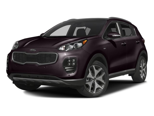 2017 Kia Sportage SX Turbo SX Turbo FWD Intercooled Turbo Regular Unleaded I-4 2.0 L/122 [1]
