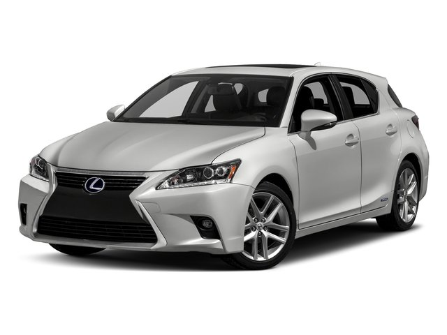 2017 Lexus CT NV AS SR  Gas/Electric I-4 1.8 L/110 [21]