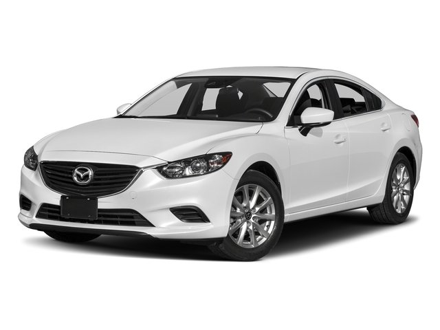 2017 Mazda Mazda6 Sport Sport Auto Regular Unleaded I-4 2.5 L/152 [1]