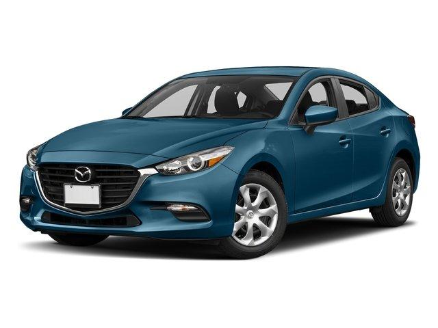 2017 Mazda Mazda3 4-Door Sport Sport Auto Regular Unleaded I-4 2.0 L/122 [1]