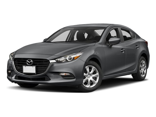 2017 Mazda Mazda3 4-Door Sport Sport Auto Regular Unleaded I-4 2.0 L/122 [4]