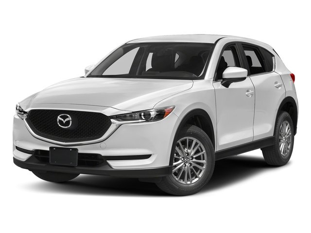 2017 Mazda CX-5 Sport Sport FWD Regular Unleaded I-4 2.5 L/152 [1]