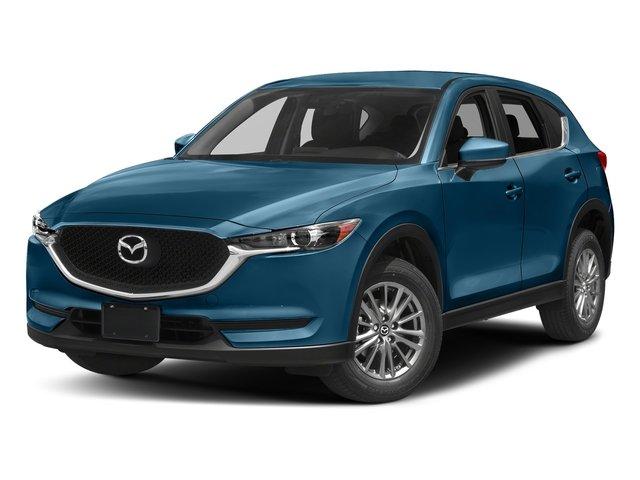 2017 Mazda CX-5 Sport Sport FWD Regular Unleaded I-4 2.5 L/152 [7]