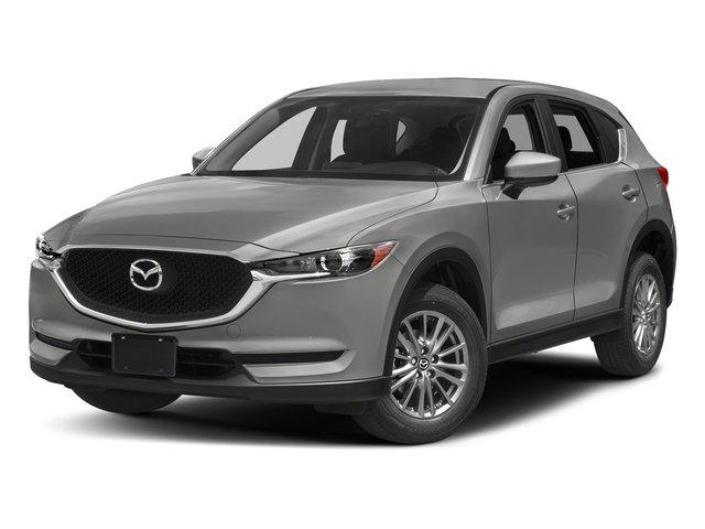 2017 Mazda CX-5 Sport Sport FWD Regular Unleaded I-4 2.5 L/152 [4]