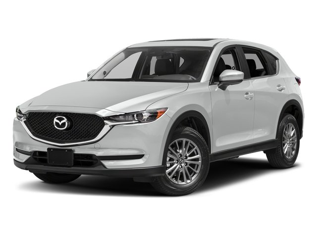 2017 Mazda CX-5 Touring Touring FWD Regular Unleaded I-4 2.5 L/152 [0]