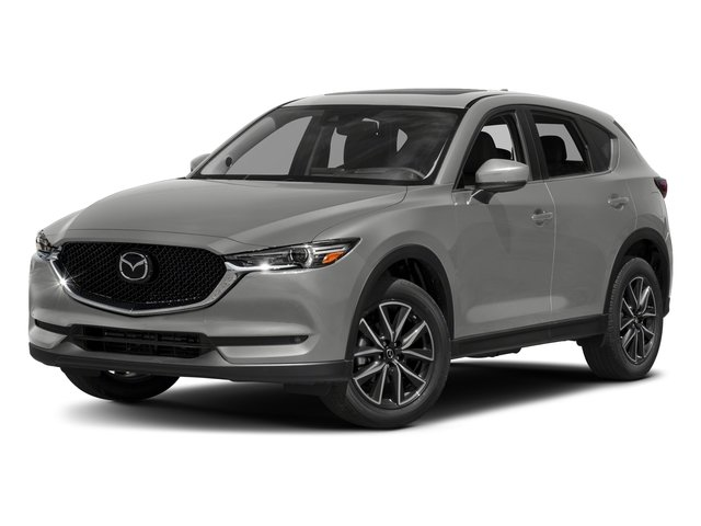 2017 Mazda CX-5 Grand Select Grand Select AWD Regular Unleaded I-4 2.5 L/152 [0]