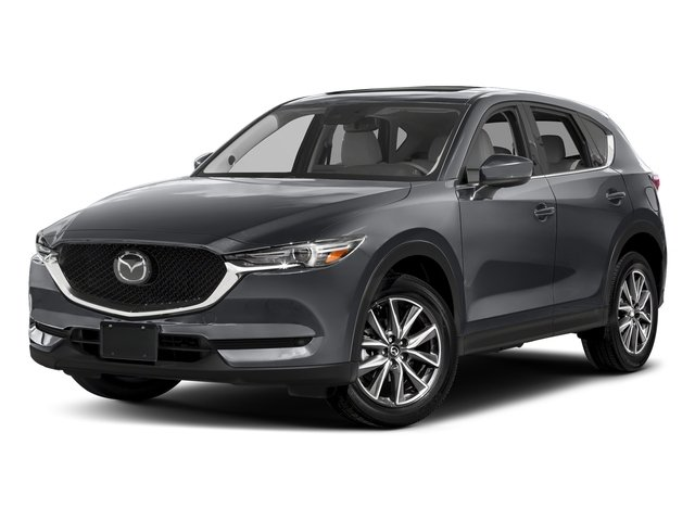 2017 Mazda CX-5 Grand Touring Grand Touring FWD Regular Unleaded I-4 2.5 L/152 [3]