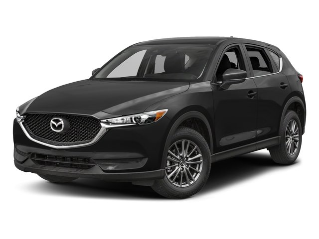 2017 Mazda CX-5 Sport Sport AWD Regular Unleaded I-4 2.5 L/152 [1]