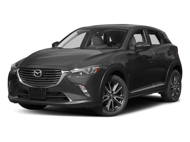 2017 Mazda CX-3 Grand Touring Grand Touring AWD Regular Unleaded I-4 2.0 L/122 [13]