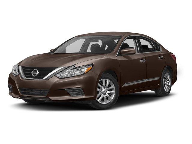 2017 Nissan Altima 2.5 SV 2.5 SV Sedan Regular Unleaded I-4 2.5 L/152 [7]
