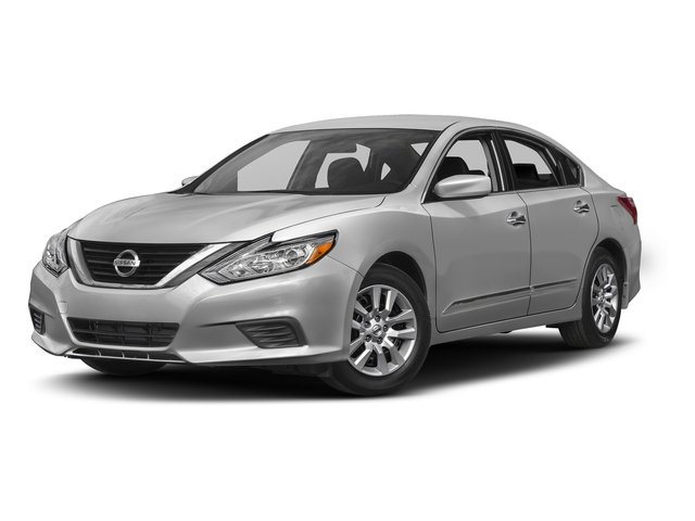 2017 Nissan Altima 2.5 SV 2.5 SV Sedan Regular Unleaded I-4 2.5 L/152 [18]