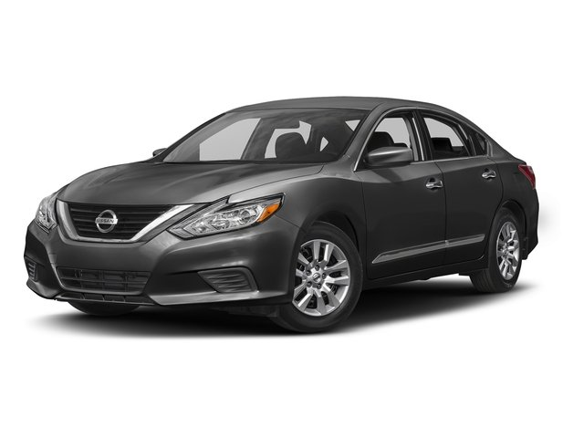 2017 Nissan Altima 2.5 S 2.5 S Sedan Regular Unleaded I-4 2.5 L/152 [1]