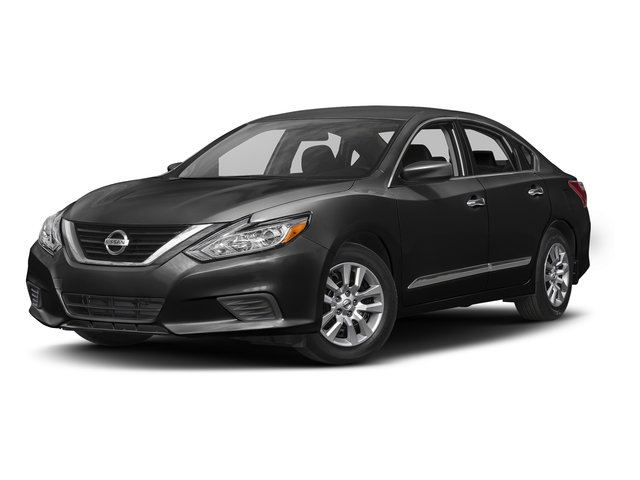 2017 Nissan Altima 2.5 S 2.5 S Sedan Regular Unleaded I-4 2.5 L/152 [13]