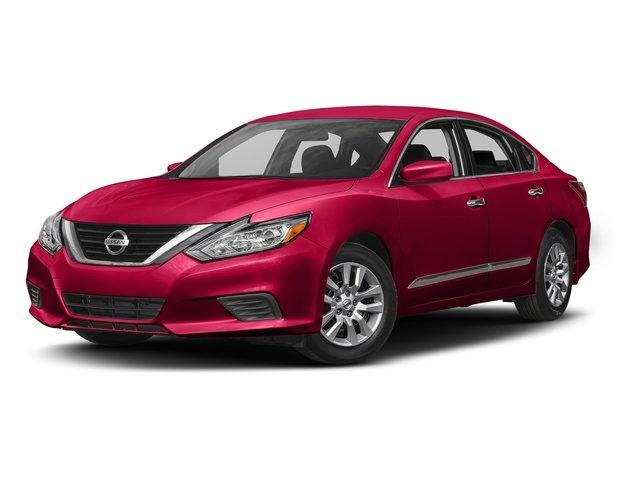 2017 Nissan Altima 2.5 S 2.5 S Sedan Regular Unleaded I-4 2.5 L/152 [5]