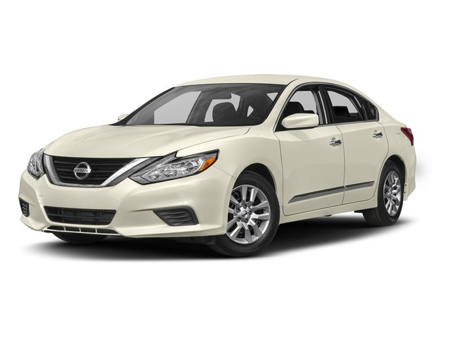 2017 Nissan Altima 2.5 SV 2.5 SV Sedan Regular Unleaded I-4 2.5 L/152 [7]