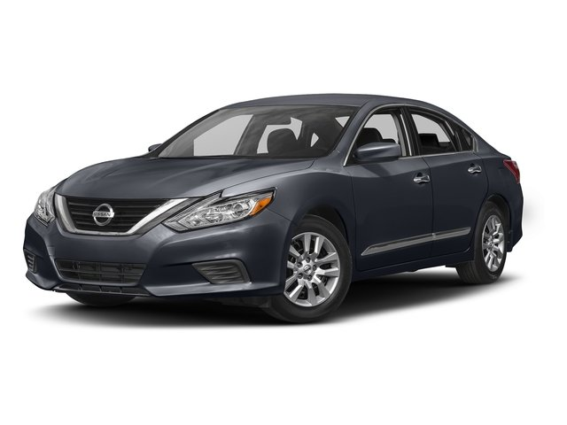 2017 Nissan Altima 2.5 SV 2.5 SV Sedan Regular Unleaded I-4 2.5 L/152 [12]