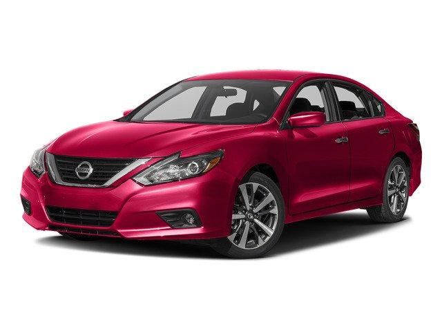 2017 Nissan Altima 2.5 SR 2.5 SR Sedan Regular Unleaded I-4 2.5 L/152 [27]