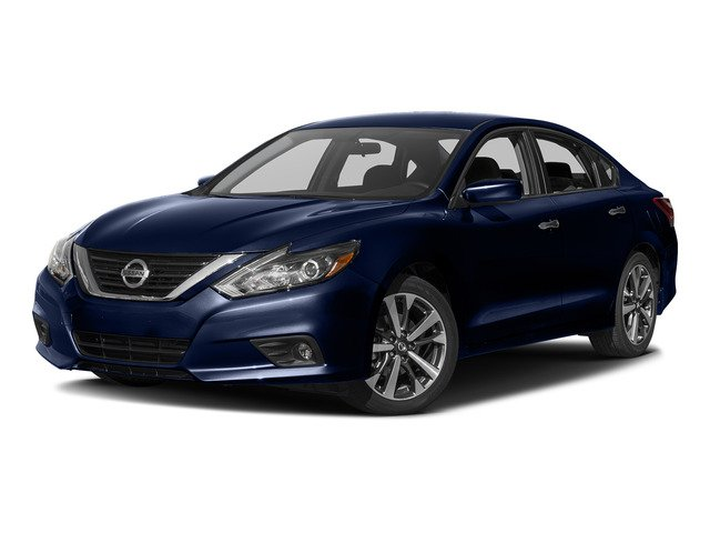 2017 Nissan Altima 2.5 SR 2.5 SR Sedan Regular Unleaded I-4 2.5 L/152 [2]