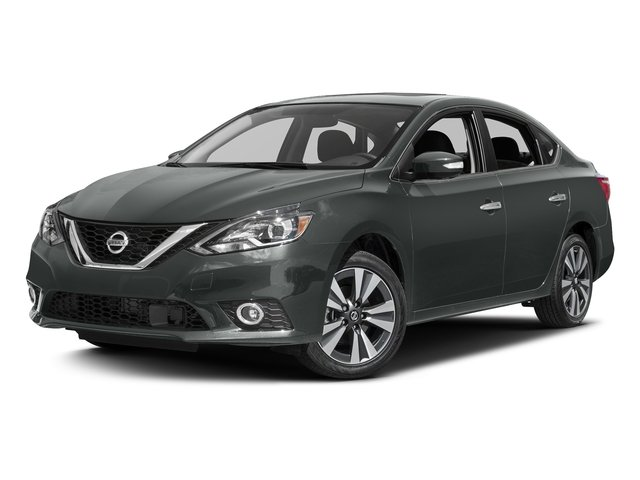 2017 Nissan Sentra SL SL CVT Regular Unleaded I-4 1.8 L/110 [1]