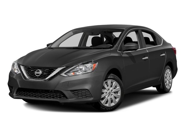 2017 Nissan Sentra SV SV CVT Regular Unleaded I-4 1.8 L/110 [8]