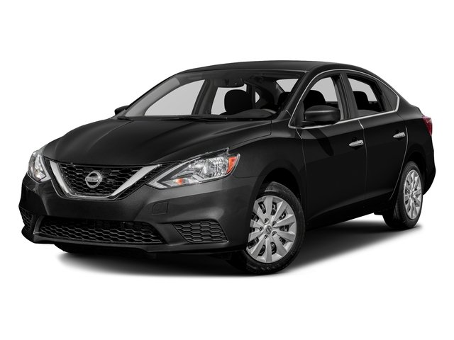 2017 Nissan Sentra SV SV CVT Regular Unleaded I-4 1.8 L/110 [5]
