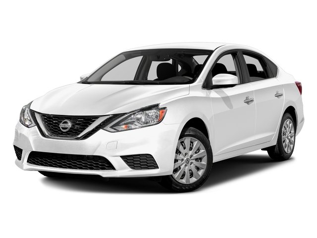2017 Nissan Sentra SV SV CVT Regular Unleaded I-4 1.8 L/110 [3]