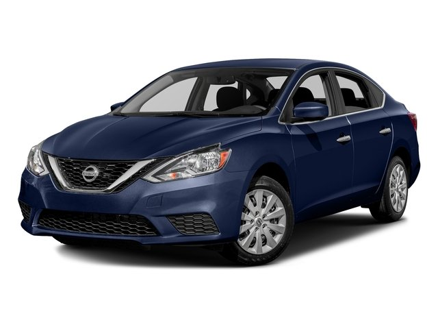 2017 Nissan Sentra S S CVT Regular Unleaded I-4 1.8 L/110 [19]