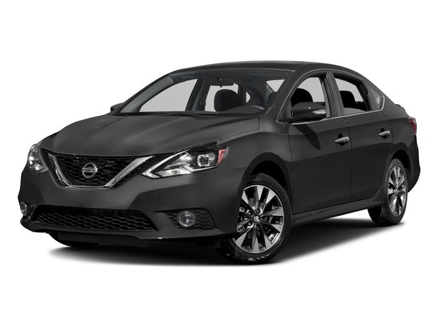 2017 Nissan Sentra SR SR CVT Regular Unleaded I-4 1.8 L/110 [1]