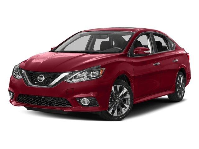 2017 Nissan Sentra SR Turbo SR Turbo CVT Intercooled Turbo Regular Unleaded I-4 1.6 L [5]