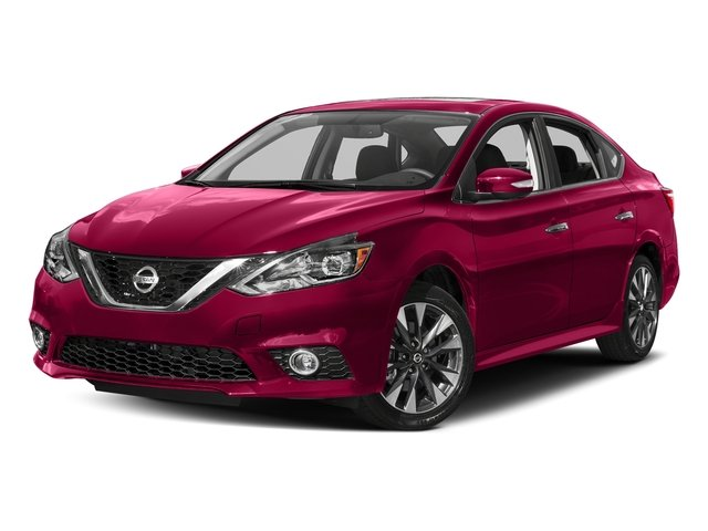 2017 Nissan Sentra SR Turbo SR Turbo CVT Intercooled Turbo Regular Unleaded I-4 1.6 L [10]