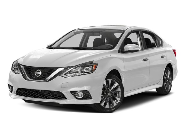 2017 Nissan Sentra SR Turbo SR Turbo CVT Intercooled Turbo Regular Unleaded I-4 1.6 L [1]