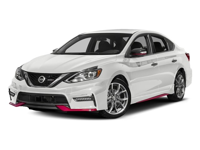 2017 Nissan Sentra NISMO NISMO CVT Intercooled Turbo Regular Unleaded I-4 1.6 L [8]