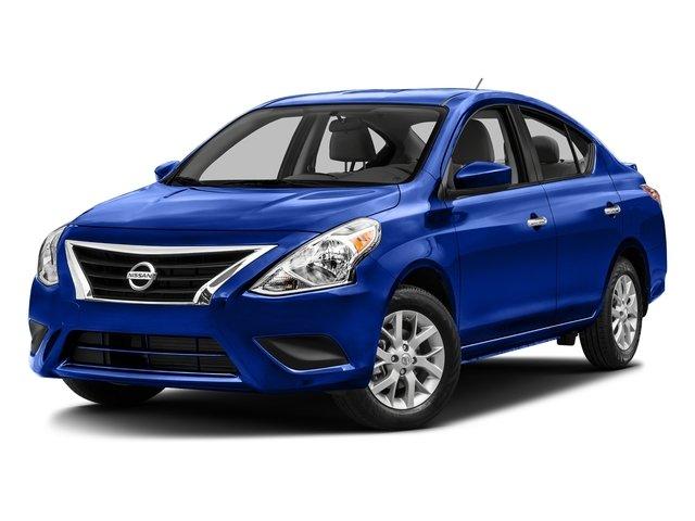 2017 Nissan Versa Sedan SV SV CVT Regular Unleaded I-4 1.6 L/98 [4]