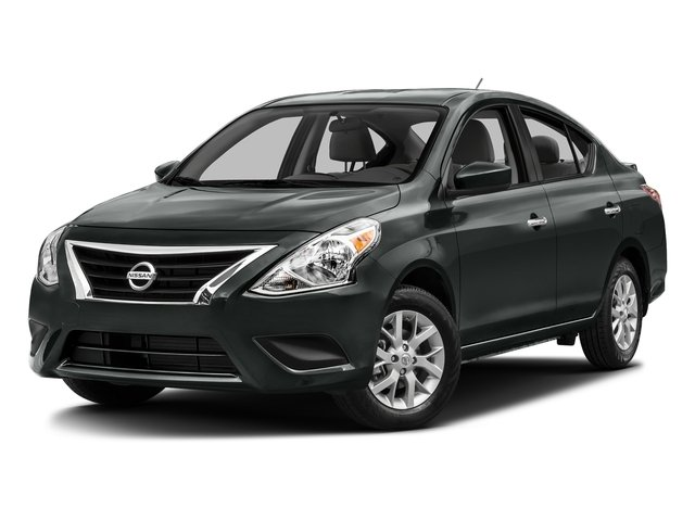 2017 Nissan Versa Sedan SV SV CVT Regular Unleaded I-4 1.6 L/98 [0]