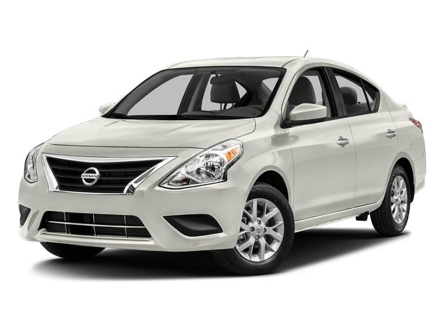 2017 Nissan Versa Sedan SV SV CVT Regular Unleaded I-4 1.6 L/98 [6]