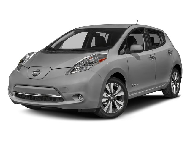2017 Nissan LEAF S S Hatchback Electric [2]