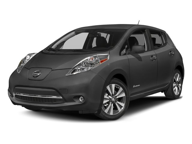 2017 Nissan LEAF SV SV Hatchback Electric [2]