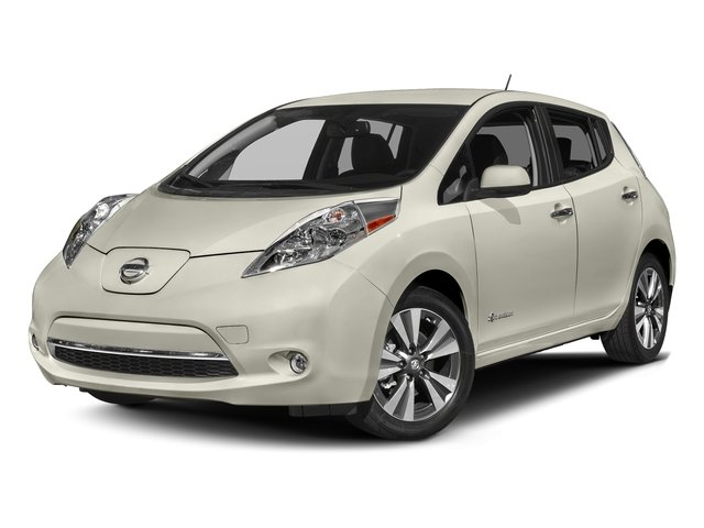 2017 Nissan LEAF S S Hatchback Electric [0]