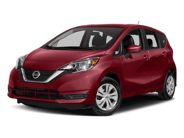 2017 Nissan Versa Note SV SV CVT Regular Unleaded I-4 1.6 L/98 [9]