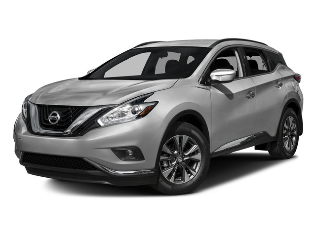 2017 Nissan Murano SV 2017.5 AWD SV Regular Unleaded V-6 3.5 L/213 [9]