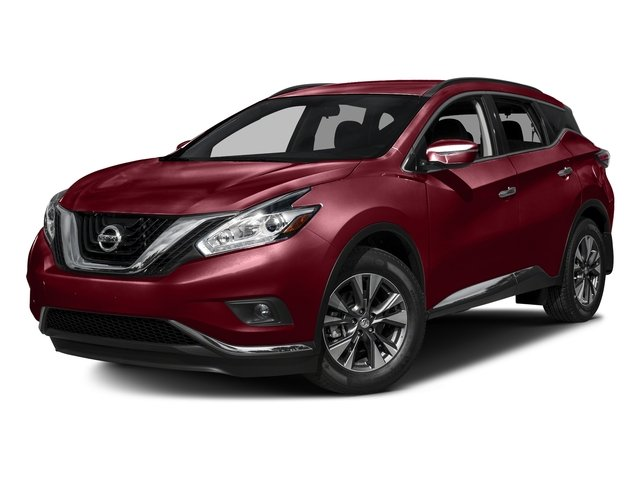 2017 Nissan Murano SV 2017.5 AWD SV Regular Unleaded V-6 3.5 L/213 [0]