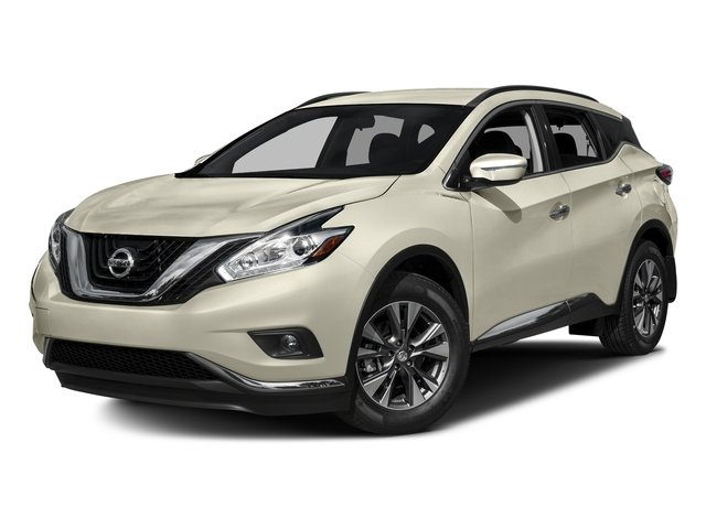 2017 Nissan Murano SV 2017.5 AWD SV Regular Unleaded V-6 3.5 L/213 [4]