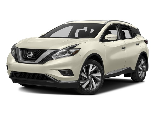 2017 Nissan Murano SL 2017.5 AWD SL Regular Unleaded V-6 3.5 L/213 [9]