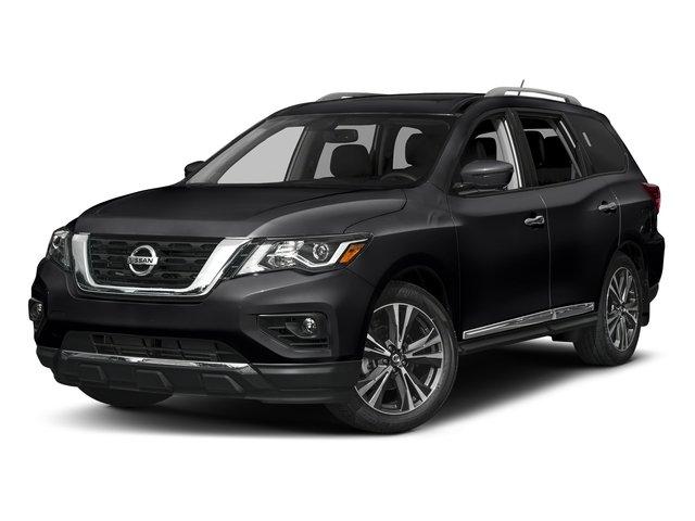 2017 Nissan Pathfinder Platinum 4x4 Platinum Regular Unleaded V-6 3.5 L/213 [2]