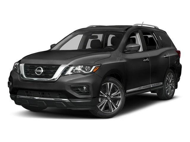 2017 Nissan Pathfinder Platinum FWD Platinum Regular Unleaded V-6 3.5 L/213 [0]
