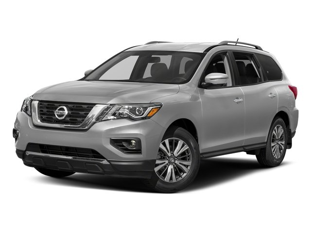 2017 Nissan Pathfinder SV FWD SV Regular Unleaded V-6 3.5 L/213 [8]