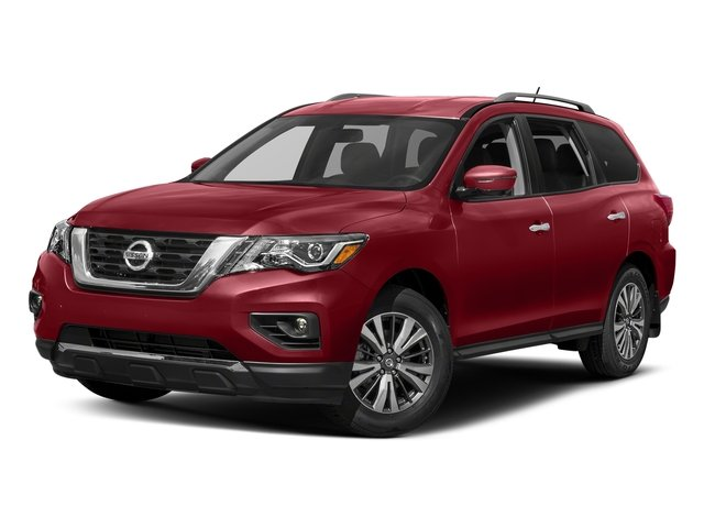 2017 Nissan Pathfinder SV FWD SV Regular Unleaded V-6 3.5 L/213 [0]