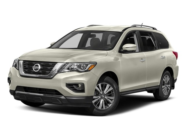 2017 Nissan Pathfinder SL FWD SL Regular Unleaded V-6 3.5 L/213 [10]
