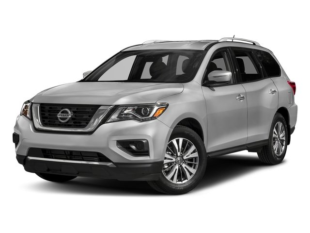 2017 Nissan Pathfinder S 4x4 S Regular Unleaded V-6 3.5 L/213 [2]